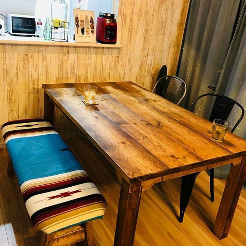 カリフォルニアスタイル ダイニングテーブル