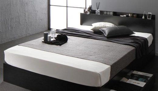 ニトリより安くてオシャレな収納付きベッドの通販があるってホント?