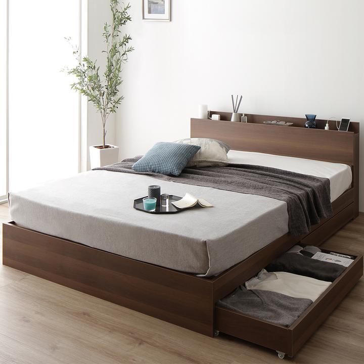 ベッド 通販 安い